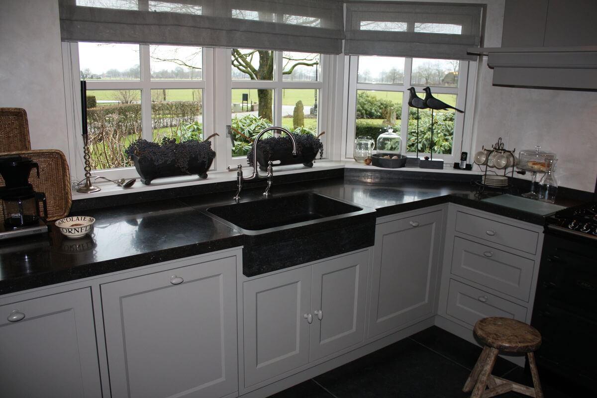 Landelijke stijl keukens landelijke stijl wonen - Foto keuken ...