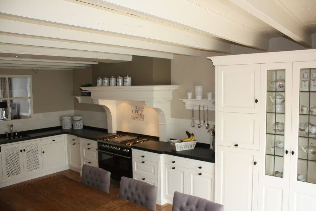 eiken houten keukens op maat!