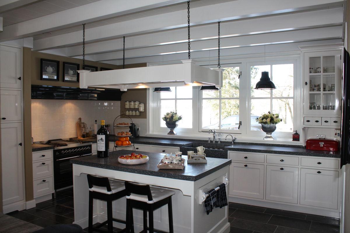 Keuken Landelijke Stijl : Wonen landelijke stijl landelijke keukens