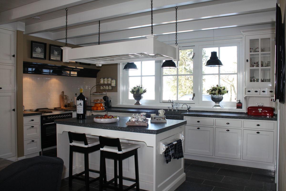 Landelijke Engelse Keukens : Landelijke keukens Wonen landelijke stijl!