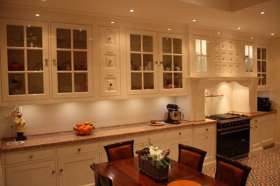 Keukens op maat kootwijkerbroek landelijke keukens - Keukens fotos ...