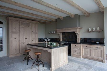 Keukens op maat kootwijkerbroek landelijke keukens - Keuken stijl ...
