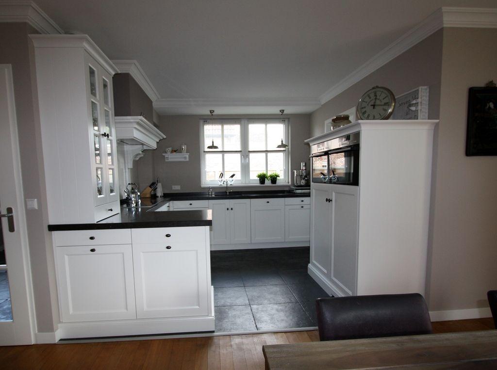 Landelijke keuken hoogerheide berg keukens - Engelse stijl kamer ...