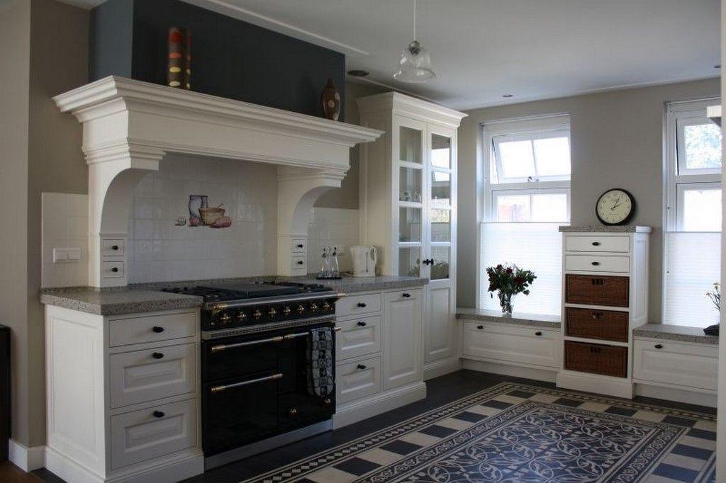 Home Design Keukens : Moderne designkeukens met strak lijnenspel