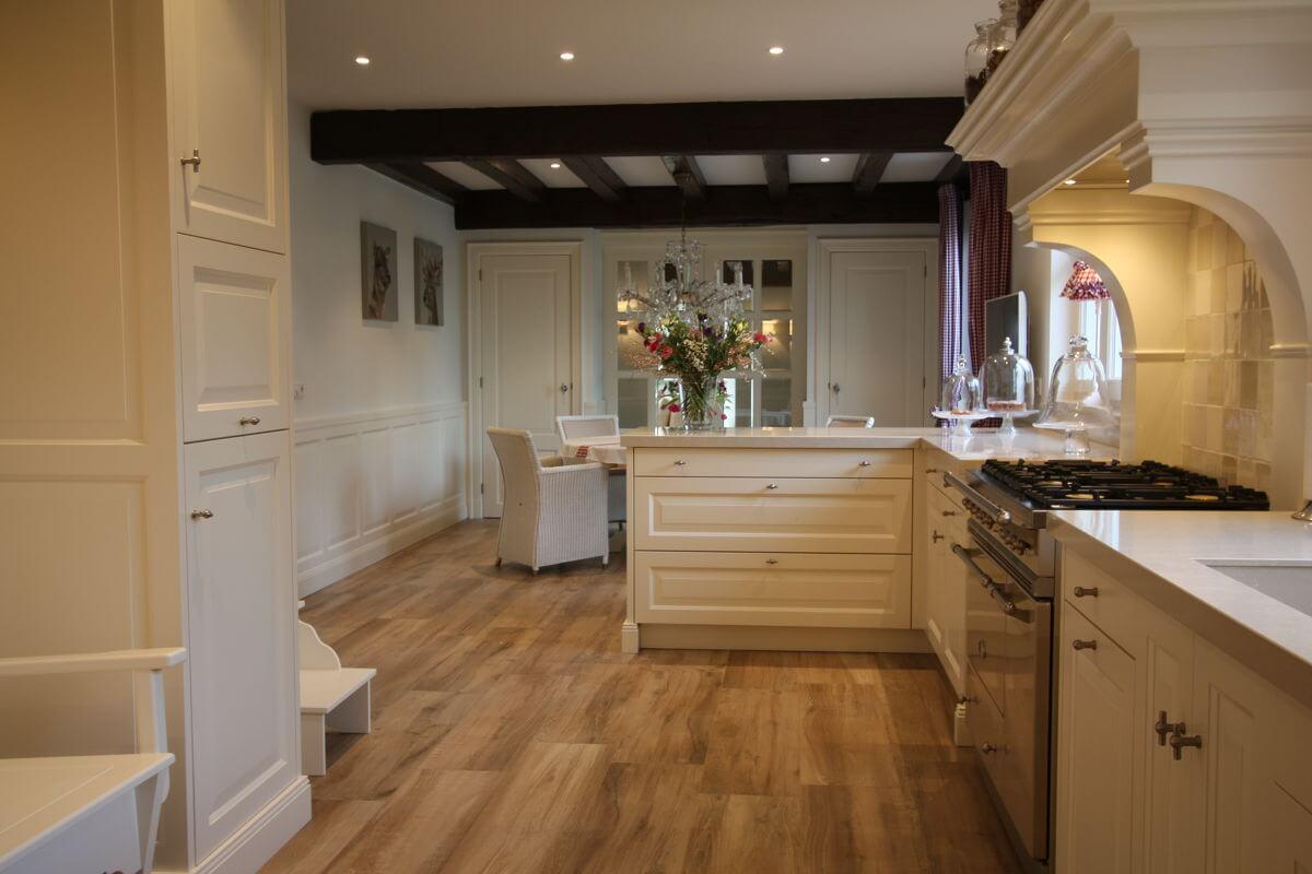 Prachtige landelijke keuken in limburg for Landelijke keuken